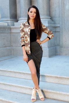 STYLE/STALK - great fashion blog and shop
