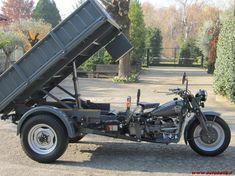 Moto Guzzi Ercole - genial!