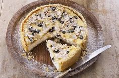 Gino D'Acampo Baked Cheesecake Recipe