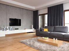 Long living room layout living room layout ideas with fireplace and Simple Living Room, New Living Room, Minimal Living, Minimalist Living Room Furniture, Room Furniture Design, Living Room Arrangements, Living Room Designs, Home Decor, Room Ideas