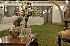 Decoración vintage en tu boda
