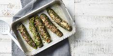 I Quit Sugar - Hasselback Zucchini
