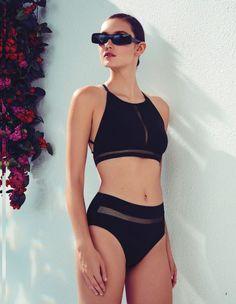 a1580e14b3 121 meilleures images du tableau Basics Swimsuits / Two pieces en ...
