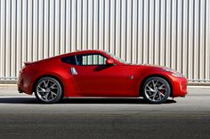 The popular Nissan 370Z coupe receives a fresh new appearance for 2013 - designed to keep the legendary sports car fresh and exciting - while still offering the pure performance of a 332-horsepower V6 and value.
