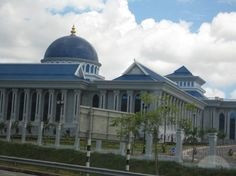 Parliament Buildings - Brunei Darussalam