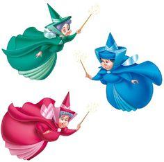 Fauna, Flora e Primavera - Wiki Disney Princesas