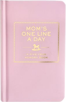 Mom's One Line A Day Journal...one of my faves to give.