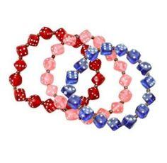 Bunco bracelets