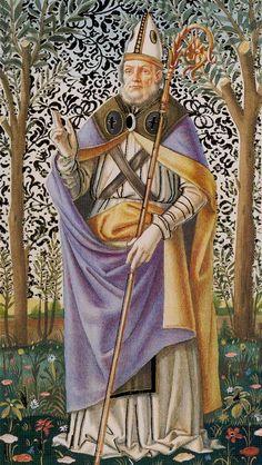 V - Le pape - Tarot d'or Botticelli par Atanas Alessandro Atanassov