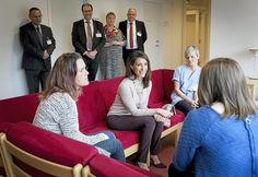 Princess Marie visits the Danish Epilepsy Association