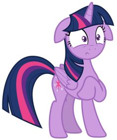 Vector: Twilight Sparkle 2 by EStories on DeviantArt My Little Pony Twilight, Mlp My Little Pony, My Little Pony Friendship, Imagenes My Little Pony, Princess Twilight Sparkle, Mlp Characters, Mlp Pony, Baby Cookies, Skylanders