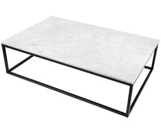 Prairie Coffee Table With Marble Top - Transitional - Coffee Tables - by Temahome Round Marble Table, Marble Top Coffee Table, Cool Coffee Tables, Coffee Table Design, Transitional Coffee Tables, Contemporary Coffee Table, Oversized Coffee Table, Coffee Table Inspiration, Living Styles