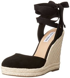 Steve Madden Women's Barre Espadrille Wedge Sandal, Black... https://www.amazon.com/dp/B01IW7O7OM/ref=cm_sw_r_pi_dp_x_c9xbzbKVE6Y9K