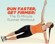 15-Minute Runner Workout