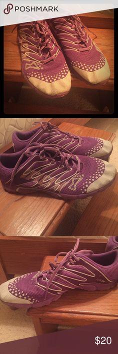 INOV8 Crossfit Shoes Purple women's cross training shoes INOV8 Shoes Athletic Shoes
