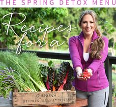 Executive Chef Greg Frey JR. Shares an exclusive Selection of Recipes.  http://www.divineliving.com/magazine/spring-detox-menu-recipes-gorgeous-glow/