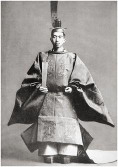 Emperor Hirohito (Tenno), Japan, 1928.