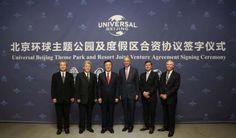 Latest Chinese News Lesson: Xi Jin Ping refuses North Korean Diplomat. Běijīng yào yǒu Universal Studios le. 北京 要 有 Universal Studios 了。 www.gurulu.com