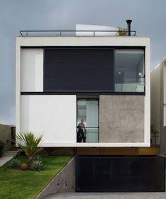 fachada casa mirante do horto