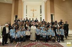 La agenda y las cuestiones de protocolo y estado son importantes pero Bergoglio sigue teniendo claro que lo más importante es la misión. Qui...