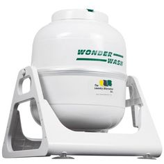 Laundry Alternative Wonderwash Portable Hand Crank Mini Washing Machine  Secondary Image | Camper | Pinterest | Laundry Alternative