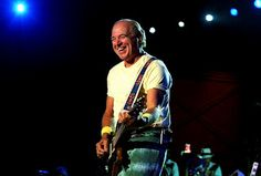 Jimmy Buffett - always interesting. Wish I could live his life everyday!
