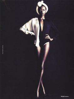 Ajak Deng | Paolo Roversi #photography | AnOther Magazine A/W 2011