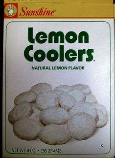 Sunshine Lemon Coolers
