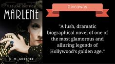 Join Stephanie Dray's free Historical Book of the Month Club, and you could win a lush, dramatic biographical novel of one of the most glamorous and alluring legends of Hollywood's golden age, Marlene Dietrich, from the gender-bending cabarets of Weimar Berlin to the lush film studios of Hollywood—a sweeping story of passion, glamour, ambition, art, and war from the author of Mademoiselle Chanel.
