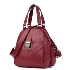 Ekphero Women Multifunction Handbags Vintage Shoulder Bags Girls Casual Backpack  Worldwide delivery. Original best quality product for 70% of it's real price. Hurry up, buying it is extra profitable, because we have good production sources. 1 day products dispatch from warehouse. Fast...