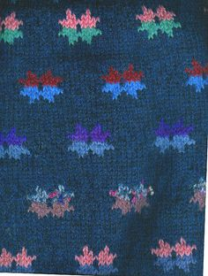 Circus Star Adults Pullover by Kaffe Fassett