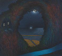 Scott Kahn : Paintings -- Saybrook Light