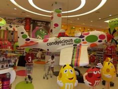 Candylicious in Mall of the Emirates Dubai