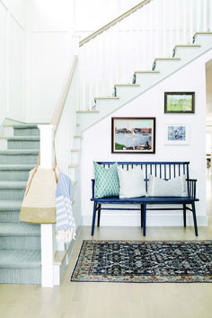 Foyer decorating – Home Decor Decorating Ideas Entry Foyer, Entryway Decor, Entryway Bench, Foyer With Bench, Front Entry, Bench Mudroom, Hall Bench, Entryway Ideas, Home Design