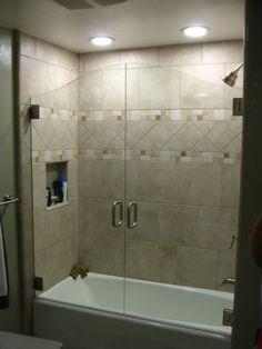 Alpharetta Frameless Shower Doors, Glass Shower Doors, Shower Enclosure,  Shower Stall   Alpharetta   Other Services   St Marlo   Atlanta Glass  Remodeling