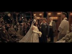 Jim is finally to marry Jessica, Sigrid Thornton.  Brian Dennehy, Jessica's dad walks her down the aisle and gives her away with Mark Hembrow, Seb the best man, and Cornelia Frances as Mrs Darcy in attendance.