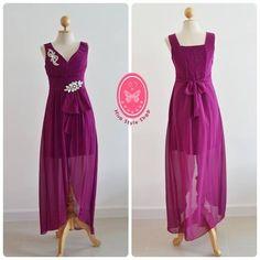 Evening dress  www.hisostyleshop.com