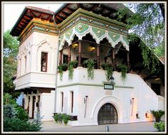 Casa Doina Bucharest Romania credit for the photos Beautiful Castles, Beautiful Buildings, Beautiful Homes, Architecture Old, Beautiful Architecture, Around The World In 80 Days, Around The Worlds, Hut House, Visit Romania