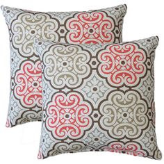 FREE SHIPPING! Shop Wayfair for Fox Hill Trading Premiere Home Nyle Throw Pillow - Great Deals on all Decor products with the best selection to choose from!