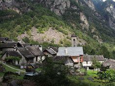 Foroglio Switzerland, Hiking, Cabin, House Styles, Home Decor, Photos, Walks, Decoration Home, Room Decor