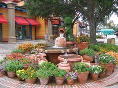 Downtown Disney Gardens