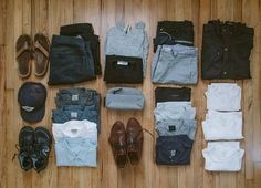 Our Packing Listing for 20 days in Europe - The Recent Change. ** Learn more by clicking the photo