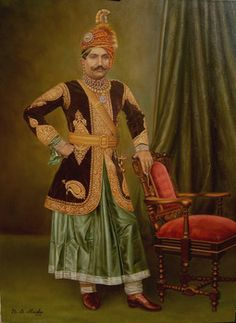 Rare Thoughts Art Gallery Indian King