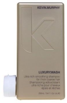 kevin murphy luxury wash: paraben + sulphate free. Amazing for thick corse hair, makes it silky smooth!