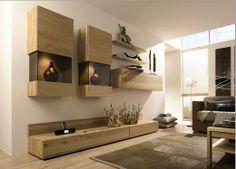 Contemporary Wall Unit Elea by Hulsta