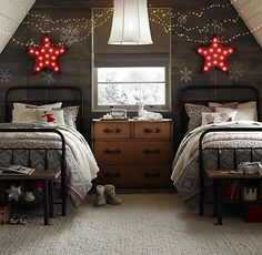 neutral colored Christmas bedroom Bringing Neutral Colors Into Your Christmas Home Decor