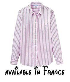 B01NA8Y3C1   Chemise Joules Lucie (w) UK12 EU40 US8 Pinky Stripe. 100 % f2a979eae821