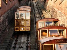 Less than half a mile's walk west takes you across the iconic Chain Bridge to the Buda side of the city, where a funicular waits to carry you to the top of the medieval Castle Hill district.