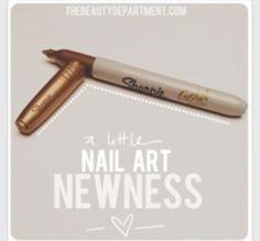 """"""" Nail Art Newness"""""""