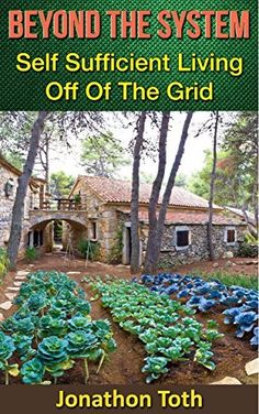 Beyond the System: Self Sufficient Living Off of the Grid (Self Sustained Living) by Jonathon Toth, http://www.amazon.com/dp/B00T3FZB3E/ref=cm_sw_r_pi_dp_EMv1ub12WQT7F